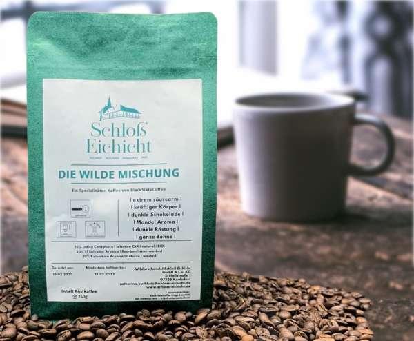 Wilde Mischung - Spezialitäten Kaffee