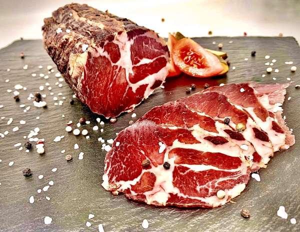 Coppa - Luftgetrockneter Schinken aus dem Schweinenacken